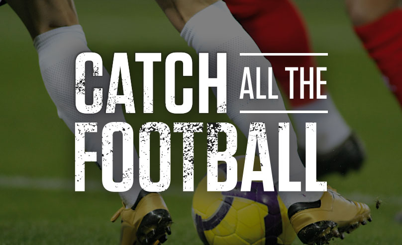 Watch Football at The George Eliot