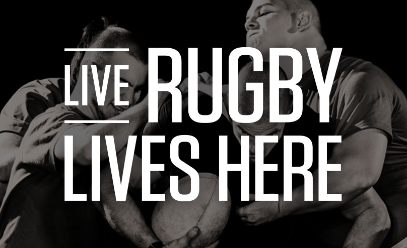 Watch Rugby at The George Eliot