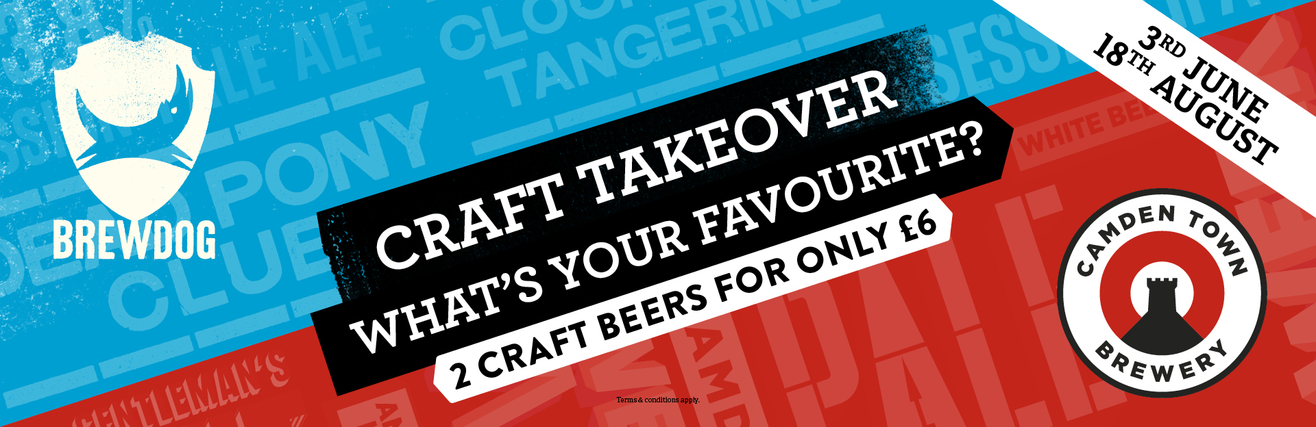 Craft Takeover at The George Eliot